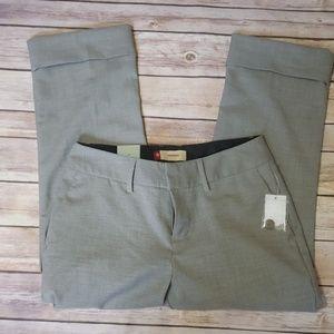 Gap Cropped Trouser Cuffed Pants